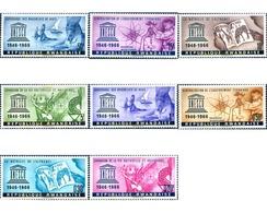 Ref. 246005 * MNH * - RWANDA. 1966. 20th ANNIVERSARY OF UNESCO . 20 ANIVERSARIO DE LA UNESCO - 1962-69: Mint/hinged