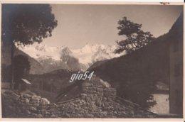 Aosta Courmayeur Monte Bianco Fotografica 8,5 X 13,5 - Unclassified