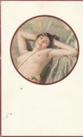 2 Cartoline - Postcard /  Non Viaggiate - Unsent /  Donnine - Vrouwen