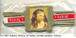 Vitolas Rubens. Pintura. FM. Ref. 14-1483 - Vitolas (Anillas De Puros)