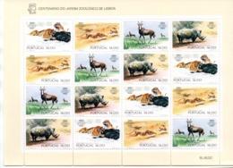 Serie Nº 1596/9 En Hb Portugal - Sellos