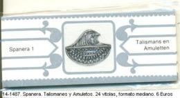 Vitolas Spanera. Talismanes Y Amuletos. FM. Ref. 14-1487 - Vitolas (Anillas De Puros)