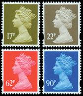 GRANDE-BRETAGNE Courants Reine 2009 4v Neuf ** MNH - 1952-.... (Elisabeth II.)