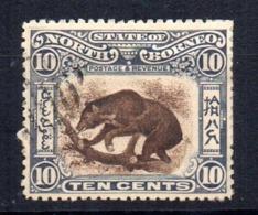 Sello Nº 110 Borneo - Sellos