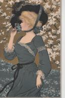 4 Cartoline - Postcard / Non Viaggiate / Unsent -  /  Donnine - Femmes