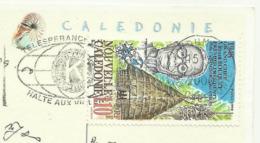 Nouvelle Calédonie Used Cancel Noumea 2000 - Briefe U. Dokumente