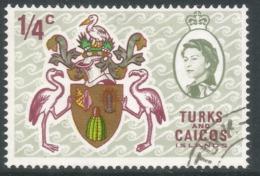 Turks & Caicos Islands. 1969-71 Decimal Currency. ¼c Used. SG 297 - Turks And Caicos