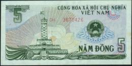 VIETNAM Viet Nam - 5 Dong 1985 AU-UNC P.92 - Vietnam