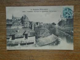 Vannes , La Tour Du Connétable , La Garenne - Vannes