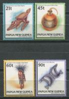 Papua New Guinea 1994 / Handicraft Artifacts MNH Artesanía / Cu8810  2-1 - Otros