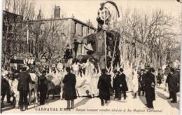 FR13 AIXEN PROVENCE - Carnaval - Satan - Animée - Belle - Carnaval