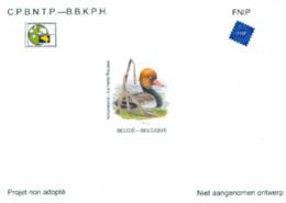 BELGIQUE 2019 - NA  40 - La Nette Rousse Par A.Buzin - Belgique