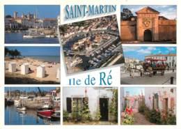 SAINT MARTIN DE Ré   Multivue    40(scan Recto-verso)MA2287Ter - Saint-Martin-de-Ré