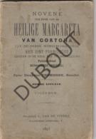 SCHAARBEEK/Brussel - Noveen Heilige Margareta Van Cortona 1893 (R285) - Oud