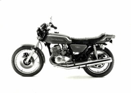 KAWASAKI  +-18cm X 12cm  Moto MOTOCROSS MOTORCYCLE Douglas J Jackson Archive Of Motorcycles - Altri