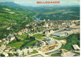 BELLEGARDE SUR VALSERINE - Vue Aérienne - Bellegarde-sur-Valserine