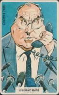 Netherland - Chip - Comic - Helmut Kohl - Mint - Privé