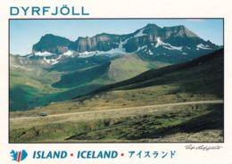 1 AK Island Iceland * Dyrfjöll - Ein Gebirge Im Nordosten Des Landes * - Island