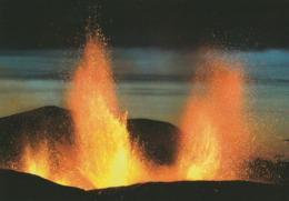 1 AK Island Iceland * Eruption Am Fimmvörðuháls 2010 - Fimmvörðuháls Ist Eine Hochebene Im Süden Des Landes * - Island