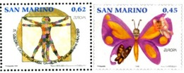 Ref. 189898 * MNH * - SAN MARINO. 2006. EUROPA CEPT. IMMIGRANTS INTEGRATION AS SEEN BY YOUNG PEOPLE . EUROPA CEPT. LA IN - Computers