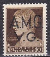 Venezia Giulia AMG VG, 1945/47 - 10c Serie Imperiale - Nr.1 MNH** - Mint/hinged