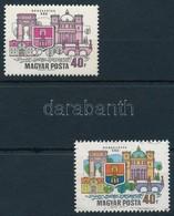 ** 1969 Dunakanyar 40f, Látványos Tévnyomat: Hiányzó Kék és Sárga Színnyomatok. A Szakirodalomban és A Bélyegkereskedele - Sellos