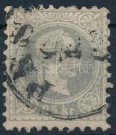 O 1867 25kr Szürkésibolya 'PES(T)' (65.000) - Sellos