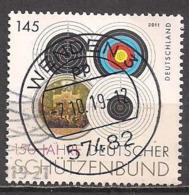 Deutschland  (2011)  Mi.Nr.  2881  Gest. / Used  (7fj02) - Gebraucht