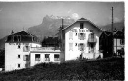 74 - Haute-Savoie Saint Gervais L'Hôtel Beau Rivage - Saint-Gervais-les-Bains