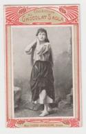 BB996 - CHROMO Collection Du CHOCOLAT SADLA - Mme Sigrid Arnoldson - Artiste - Chocolat