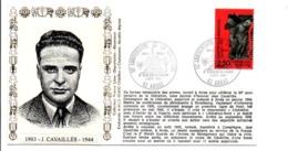 50 ANS LIBERATION JEAN CAVAILLES ARRAS - WW2