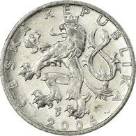 Monnaie, République Tchèque, 50 Haleru, 2006, Jablonec Nad Nisou, TTB - Repubblica Ceca