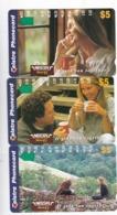 Australia, A972242 - A974262, Set Of 3 Cards, Nescafe , 2 Scans. - Australien