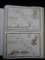 EMISSIONS COMMUNES - Souvenir Cards