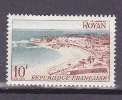 N° 978 Série Touristique : Royan 1 Timbre Neuf Impeccable Sans Charnière - France