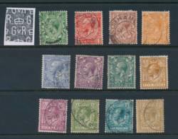 GB, 1924 Set Complete All Fine Postmarks, Cat £66 - 1902-1951 (Könige)