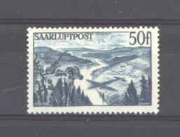 Sarre  -  Avion  :  Yv  10  ** - Airmail