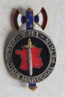 INSIGNE - ORDRE DE LA FRANCISQUE E.M.I - PROMOTION MARECHAL PETAIN - DRAGO - France