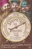 BAROMÈTRE DES TRANCHÉES - Guerra 1914-18