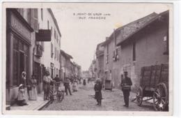 Ain - Pont-de-Vaux - Rue Franche - Pont-de-Vaux