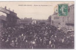 Ain - Pont-de-Vaux - Foire De Poulains (4 Octobre) - Pont-de-Vaux