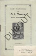 MORESNET/Blieberg/Luik OLV 1937 (R286) - Vecchi