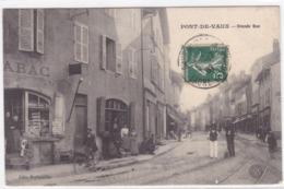 Ain - Pont-de-Vaux - Grande-Rue - Pont-de-Vaux
