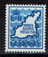 Großbritannien-Guernsey 1989 - Freimarke: Insel Guernsey - MiNr 482** - - Guernsey