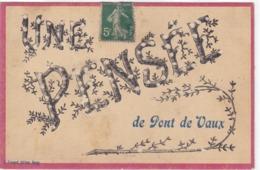 Ain - Une Pensée De Pont-de-Vaux - Pont-de-Vaux