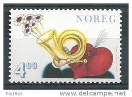 Norvège 1999 N°1263  Timbre Neuf** Saint Valentin - Nuovi