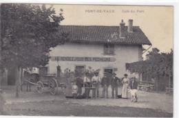 Ain - Pont-de-Vaux - Café Du Port - Pont-de-Vaux