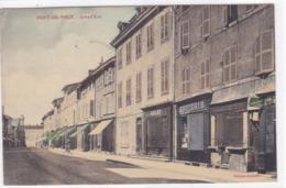 Ain - Pont-de-Vaux - Grand'Rue - Pont-de-Vaux