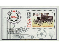 Ref. 49144 * MNH * - SOUTH AFRICA. 1997. 100 YEARS MOTORING IN SOUTH AFRICA . 100 AÑOS DEL AUTOMOVIL EN AFRICA DEL SUR - Golf