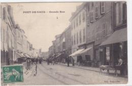 Ain - Pont-de-Vaux - Grande Rue - Pont-de-Vaux